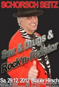 Neues Programm - Sex and Drugs and Rock n Rollator